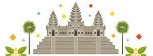 Angkor Wat in Kambodscha – Angkorwat
