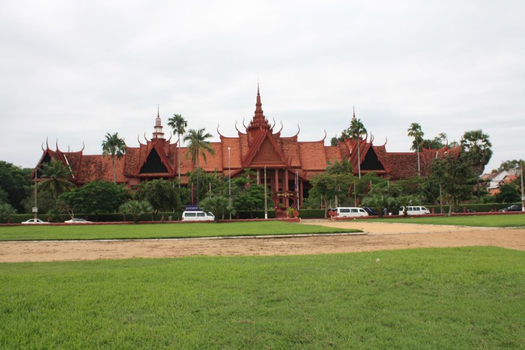 Nationalmuseum von Phnom Penh